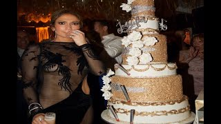 In Graphics: Jennifer Lopez turns 48, celebrates her birthday with boyfriend Alex Rodrigue - ABPNEWSTV