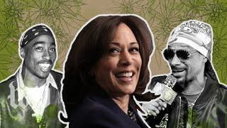 A play-by-play of Kamala Harris admitting she smoked weed - WASHINGTONPOST