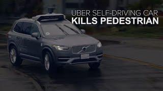 Uber self-driving car kills a pedestrian (CNET News) - CNETTV