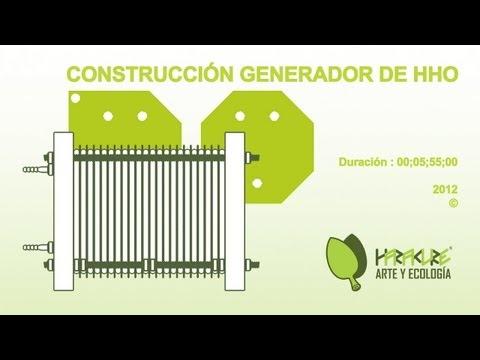 CONTRUCCIÓN GENERADOR DE HHO
