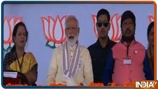 Lok Sabha election 2019: Watch non-stop election bulletin - INDIATV