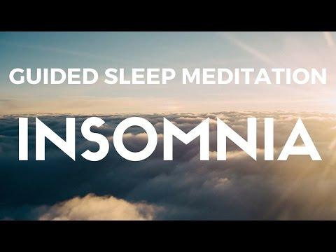 Guided Sleep Meditation for Insomnia (Sleep, Relaxation, Calm your Mind)