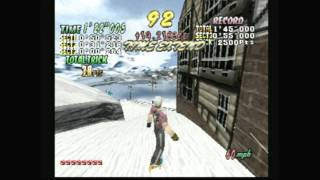 Cool Boarders 2 Screenshot