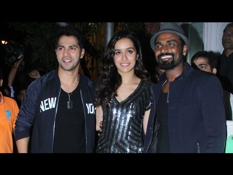 Bollywood Celebs Attend ABCD 2 Success Party