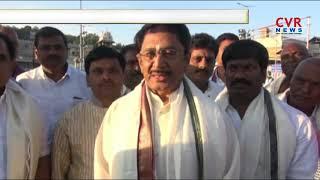 TDP MP Murali Mohan Visits Tirumala Temple | Venkateswara Swamy Temple Tirupati | CVR News - CVRNEWSOFFICIAL