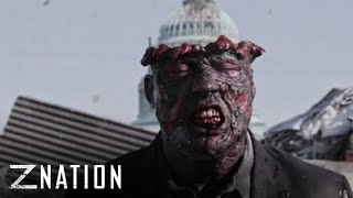 Z NATION | Season 4, Episode 13: All Zombie Kills | SYFY - SYFY