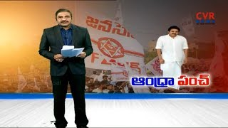 ఆంధ్రా పంచ్ | Pawan supports AP People | Pawan Kalyan Sensational Comments on Kannababu | CVR News - CVRNEWSOFFICIAL