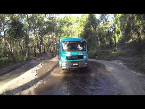 MAN Fraser Island Experience