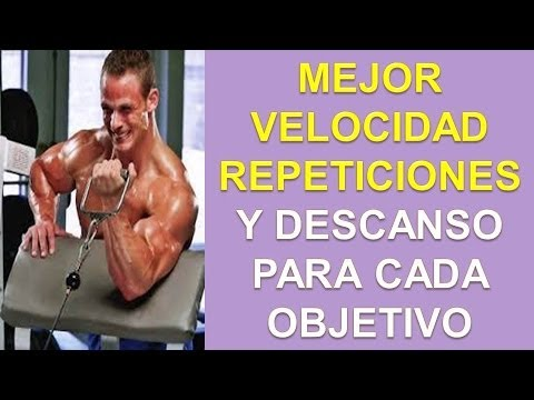 Entrenamiento Hipertrofia Muscular - Tips Rutina De Pesas