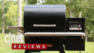 Traeger's smart Timberline smokes up fantastically good food - CNETTV