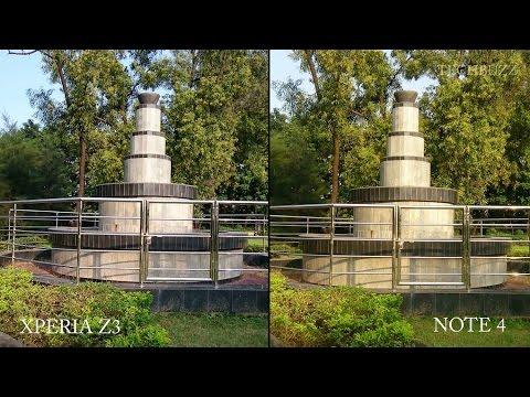 sony xperia z3 camera. anda pilih mana? xperia z3 atau samsung galaxy note 4? kamera keduanya memang beda. membawa 20,7 mp. 4 kameranya 16 sony camera