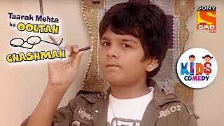 Tapu Fights For A Cable TV Connection | Tapu Sena Special | Taarak Mehta Ka Ooltah Chashmah - SABTV