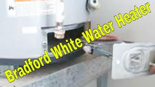 how to turn off pilot light water heater
