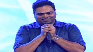 Vamsi Paidipally Speech | Subramanyam For Sale Movie Audio Launch | Sai Dharam Tej | Dil Raju - DILRAJU