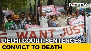 First Death Sentence Pronounced In A 1984 Anti-Sikh Riots Case By Delhi Court - NDTV