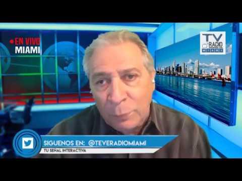 TVRadioMiami - ENTREVISTA a Matias Garcia Tunon, Director Camara Comercio e Industria Argentino-Rusa
