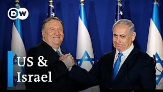 Trump's statement on Golan Heights draws international condemnation | DW News - DEUTSCHEWELLEENGLISH
