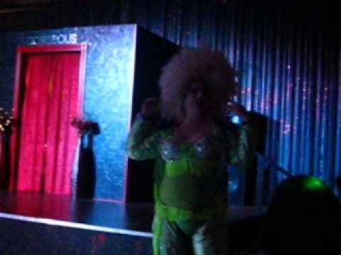 Honey Daniel's open  show  at Glitterz gay club