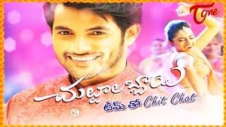 Chuttalabbayi Movie Team Chit Chat | Aadi, Namitha Pramod, Sai Kumar - TELUGUONE