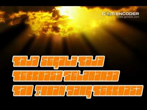 Kau Tuhan Yang Berkuasa~Lagu Rohani Kristen ( with Lyrics )