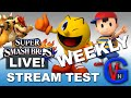 Super Smash Bros. 3DS Online LIVE! (Test) / Discussion Topic: New 3DS XL Amiibo - Underground Arcade