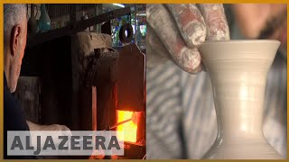 🇵🇸 Traditional West Bank pottery survives despite occupation | AL Jazeera English - ALJAZEERAENGLISH