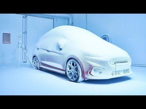 """Autoperiskop.cz  – Výjimečný pohled na auta - Sníh v červenci nebo vlna veder na Vánoce? Nová """"továrna na počasí"""" Fordu dokáže vytvořit jakékoliv klimatické podmínky"""
