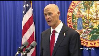 Florida Gov. Rick Scott announces plans on student safety - ABCNEWS
