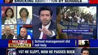 Nation at 9: #PreyingOnChildren- 'School responsible not the government' - NEWSXLIVE