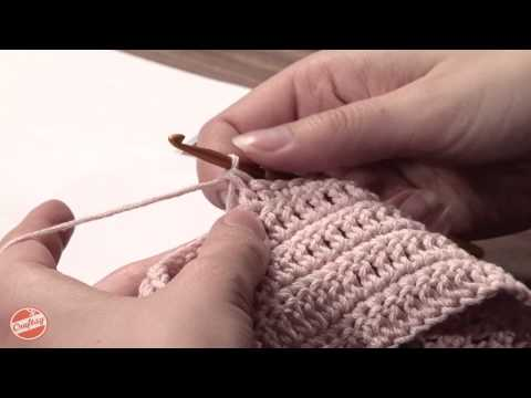 How To: Change Yarns in the Middle of Your Crochet Project with Linda Permann
