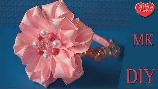 Праздничный Ободок и браслет Бусинка / Holiday Headband DIY