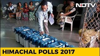 Assembly Election Results 2017: BJP Leads In Himachal Pradesh - NDTV