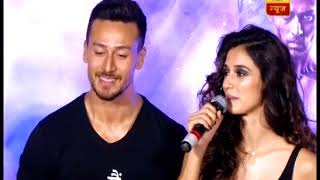Baaghi 2: LOVE was gleaming when Disha Patani and Tiger Shroff were promoting film - ABPNEWSTV