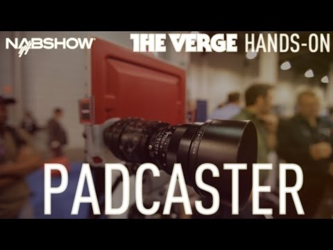 Padcaster iPad case: DSLR lenses on your tablet's camera (hands-on)