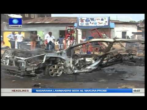 75 Killed In Kaduna Bomb Blast