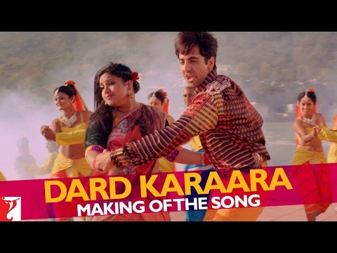 Dum Laga Ke Haisha - Making Of The Song Dard Karara