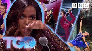 Ellie's emotional journey to the final | The Greatest Dancer - BBC - BBC