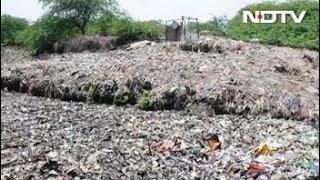 मदनपुर खादर एक्सटेंशन में स्वच्छता का बुरा हाल - NDTV
