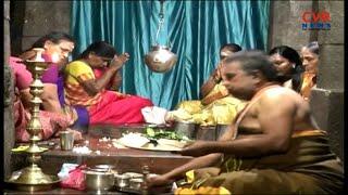 Jogulamba Brahmotsavalu Begins in Gadwal | Telangana | CVR News - CVRNEWSOFFICIAL