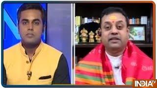 EXCLUSIVE: Sambit Patra ने कहा, 'मैं तो मोदी जी का डाकिया हूं, जनता की चिट्ठी उनतक पहुंचाऊंगा' - INDIATV