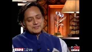 TWTW: Cyrus Broacha talks to Shashi Tharoor for his pro-Modi stand - IBNLIVE