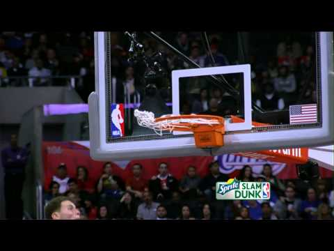 Sprite Slam Dunk: JaVale McGee Part 1