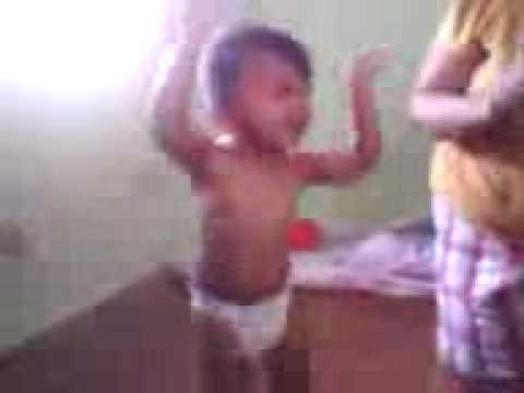 Tetek and Nanay Dance