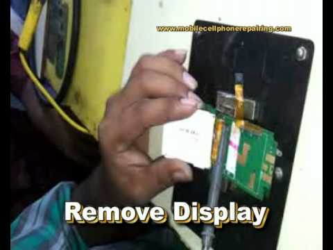 How To Desolder / Remove / Replace Display / Screen of a Mobile Phone | Mobile Phone Repairing