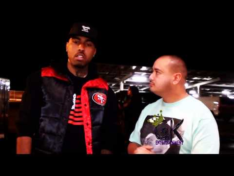 Clyde Carson speaks with GK Ent (Video)