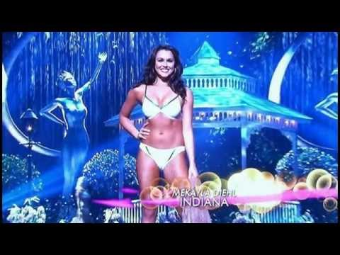 Miss Indiana: Fans Love Mekayla Diehls Normal Body At Miss USA