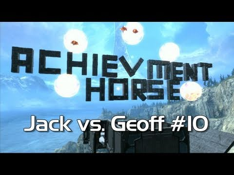 Halo: Reach - Achievement HORSE #10 (Jack vs. Geoff!)