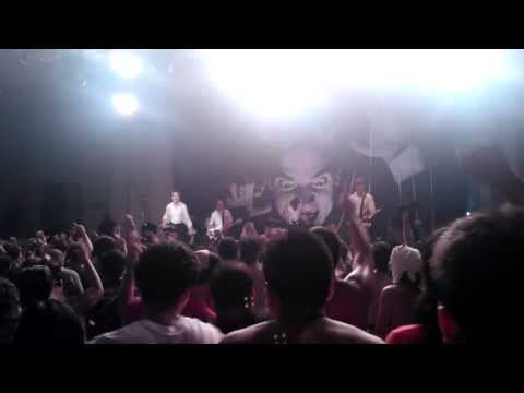 The Hives en Lima - Tick Tick Boom - Parte 1