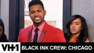 Ryan & Van Get Physical At The 9 Mag Anniversary Party   Black Ink Crew: Chicago - VH1