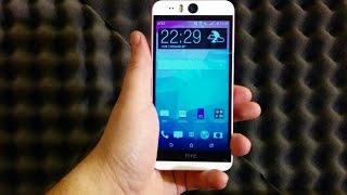 شاهد فتح صندوق الهاتف HTC Desire Eye
